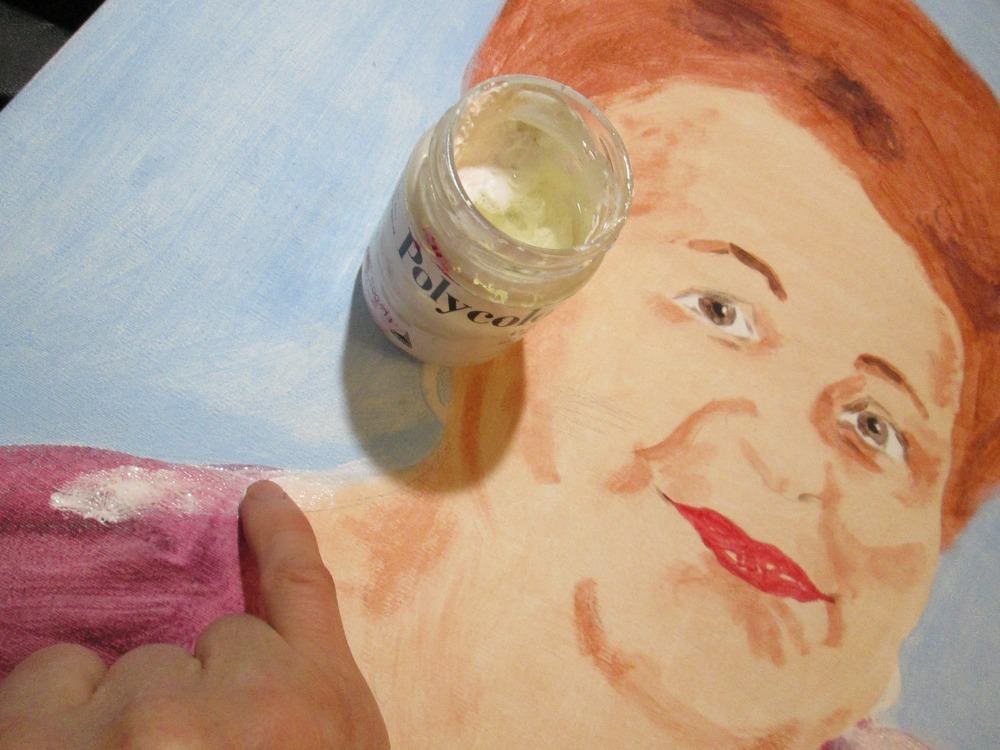 портрет киров эскиз