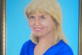 1 мая 2016 г. Женский портрет маслом